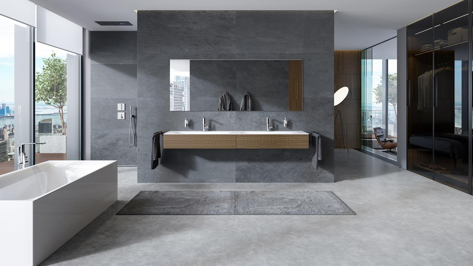 GROHE SPA_New Allure_bathroom